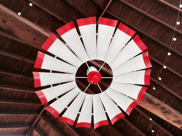 36 Ceiling Fan With Light Home - Windmill Ceiling Fans