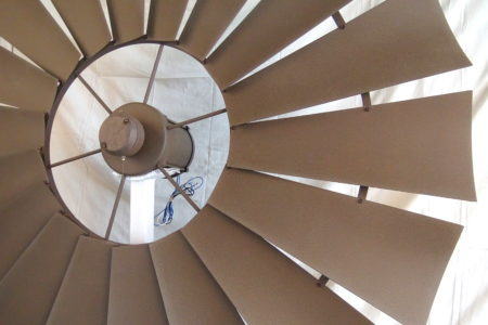Powder Coated Windmill Ceiling Fans
