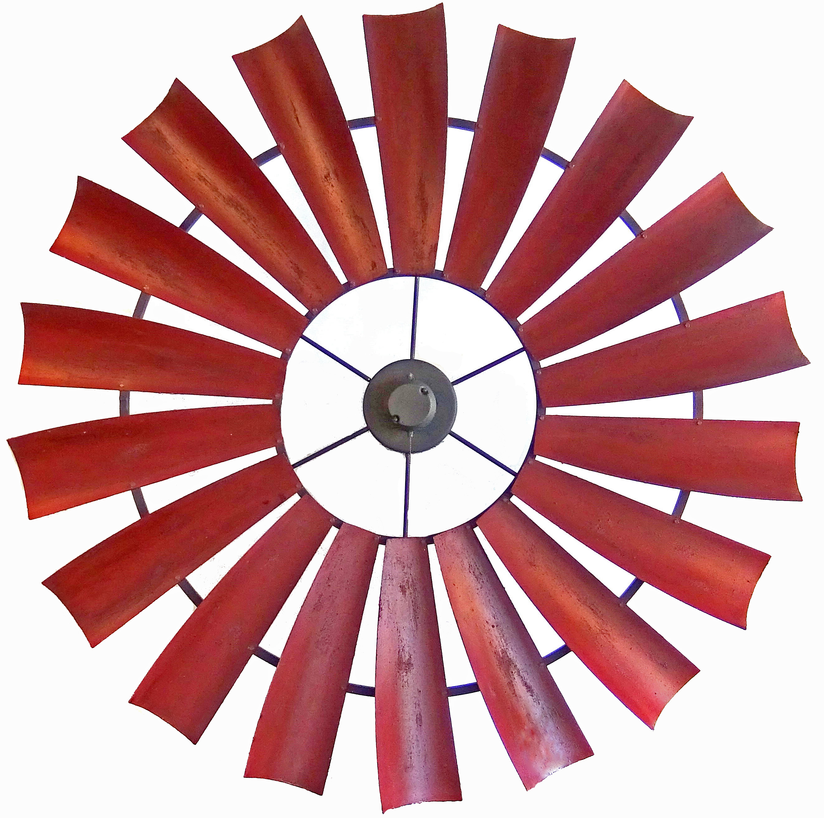 Weathered Series Windmill Ceiling Fans