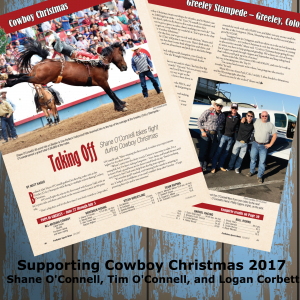 Co-founder Phillip Eggers Giving Back to Rodeo Community