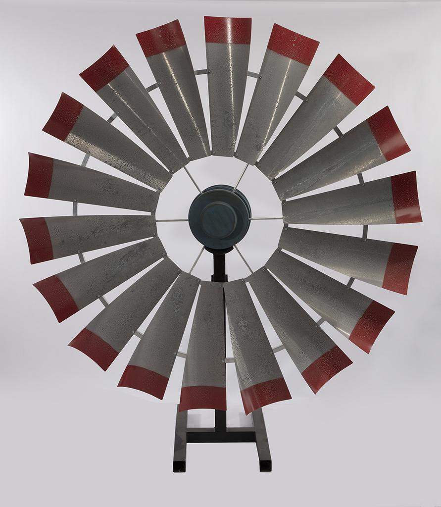 red-tip-windmill-ceiling-fan