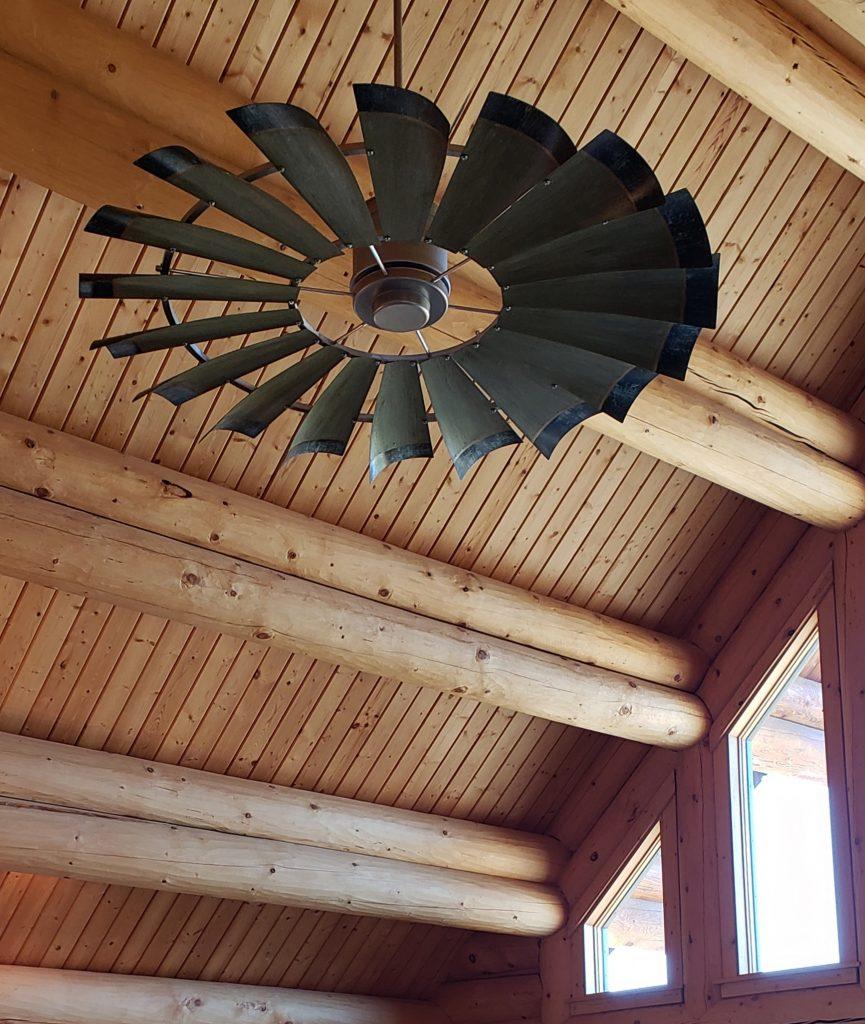 Colorado Camo Blades & Patina Bronze Tips - F