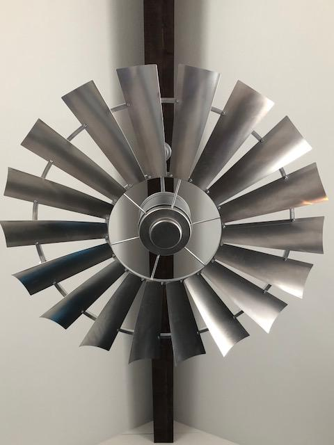 galvanized-silver-fan