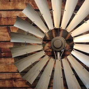 Remington-custom-finish-windmill-ceiling-fan